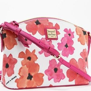Never Used: Dooney & Bourke Cross Body Pink Purse